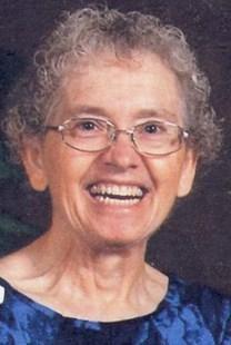 Jacqueline Lee Hamburg obituary photo
