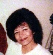 Mary F. De Leon obituary photo