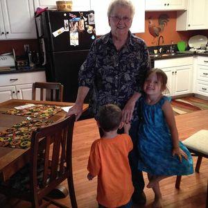 Arlene Bertha Shaffer Obituary Photo