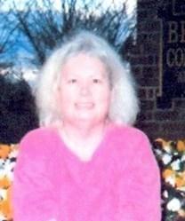 Bonnie Lou Mallow obituary photo