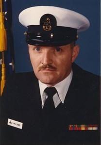 Edward James Williams obituary photo