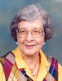 Lois Anne Koonce obituary photo