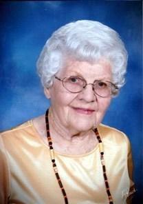 Shirley Delphine Vaughan obituary photo
