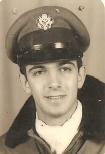 Eugene Joseph Sciarratta obituary photo