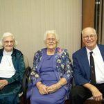 Edna, Helen, & Howard