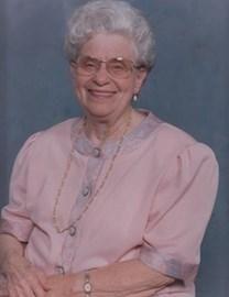 Thelma Curtis Milby obituary photo