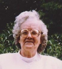 Ida Kathleen Corbin obituary photo