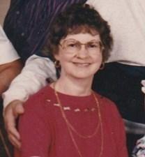 Patricia Ann Dougal obituary photo