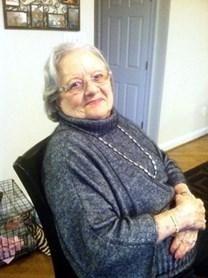 Joyce Gillespie Gaw obituary photo