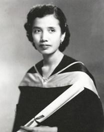 Rosalina E. Llacuna obituary photo
