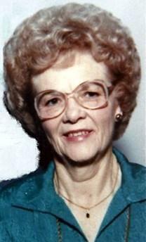 Loyce Marie Crutchfield obituary photo