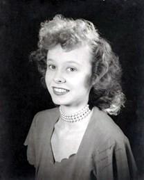 Jeanne M. Thompson obituary photo