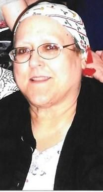 Susan Robb obituary photo