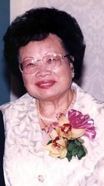 Doris H. Lam obituary photo