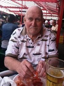 James Dawson obituary photo