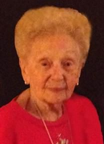 Agnes Marie Schulte obituary photo