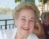 Nada Frances Hornback obituary photo