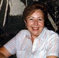 Doris Rosette Louise Bauer obituary photo