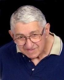 Paul M. Strole obituary photo