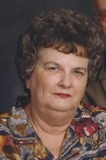 Irma Lee Ansley obituary photo