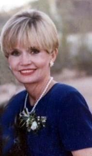 Georgia Oberg obituary photo