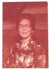 Garnet Eudora Sprague obituary photo