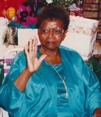 Josephine Georgia McNack obituary photo