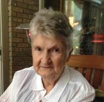 Wanda Lea Egan obituary photo