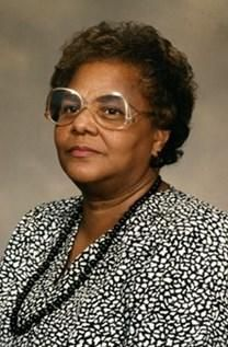 Bertha Lee Fields obituary photo