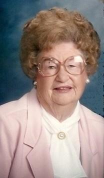 Mary Elizabeth Bowman obituary photo