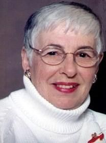 Camille Marie Babcock obituary photo