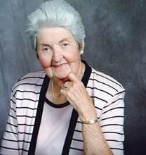 Dorothy Jean Thompson obituary photo
