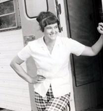 Doris Walli obituary photo