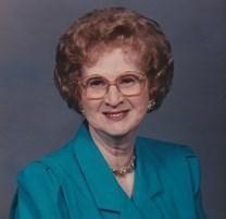 Emma Louise McEver obituary photo