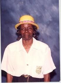 Juanita Roberson obituary photo