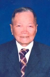 Sang Tran obituary photo