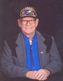 Glen Alvin Whitfield obituary photo