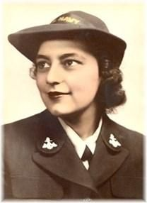 Eleanor Maria Yessner obituary photo
