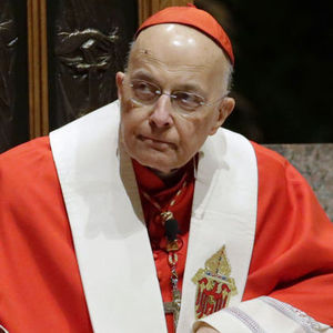 Cardinal Francis George Obituary Photo