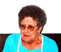Doris Britton obituary photo