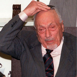 Rabbi Elio Toaff Obituary Photo