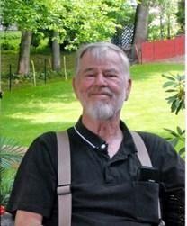 Marlin Howard James obituary photo