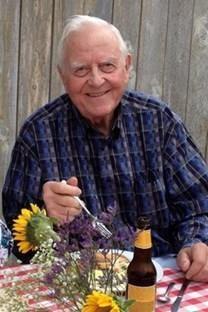 David Francis Byrne obituary photo