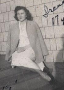 Irene F. Schmick obituary photo