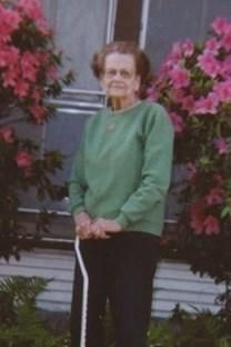Frances Emma O'Hara obituary photo
