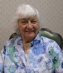 Arline Mary Oldershaw obituary photo