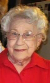 Margarette Mildred Rhodes obituary photo