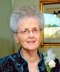 Louise Helmstadt obituary photo