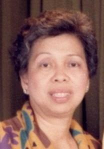 Marfella M. Alcala obituary photo