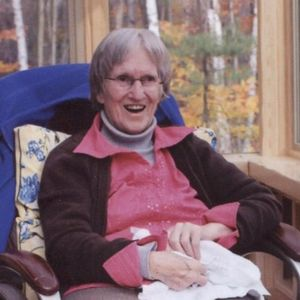 Clara H. Hawthorne Obituary Photo